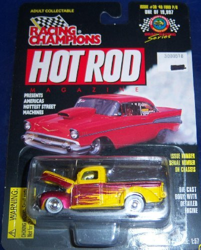 Hot Rod Issue # 38 '40 Ford Pick Up - 1