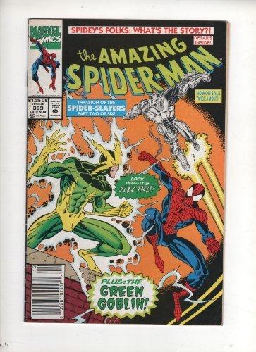 Amazing Spiderman n°369