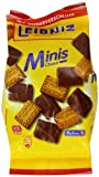 Bahlsen Mini Choco Leibniz 125 g (Pack of 12)