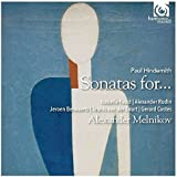 Hindemith: Sonatas for ...