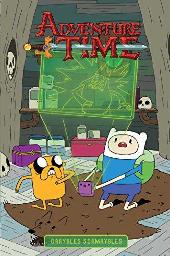 Adventure Time Original 5 Graybles Schmaybles