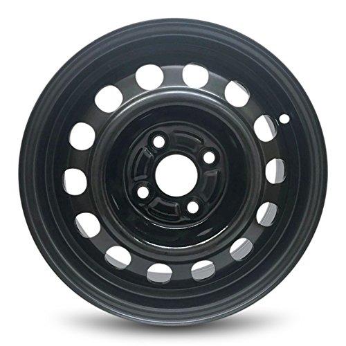 Toyota Corolla 14 Inch 4 Lug Steel Rim/14x5.5 4-100 Steel Wheel (Toyota Corolla Spare Tire compare prices)