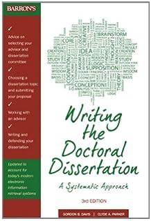 Dissertation Research: An Integrative Approach - MindFire Press