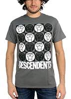 Descendents - Mens Milo Circle Pattern T-Shirt