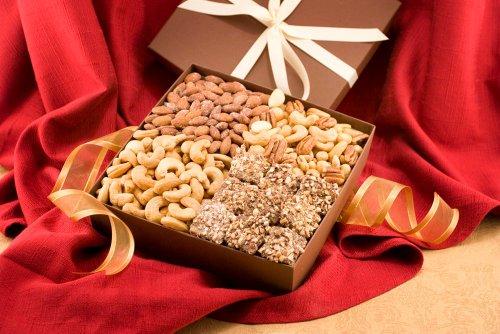 Gourmet Quattro Nuts Gift Box