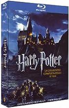 Harry Potter Collezione Completa (8 Blu-Ray)