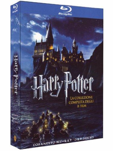 Harry Potter - La collezione completa [Blu-ray] [IT Import]