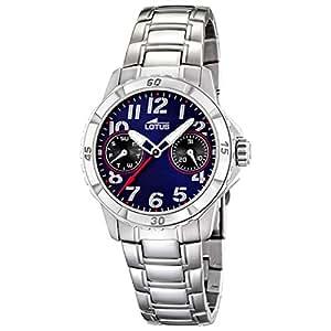 Amazon.com: RELOJ LOTUS 15652/6 CADETE NIÑO MULTIFUNCION: Watches