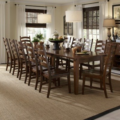 dining table 11 piece dining table set