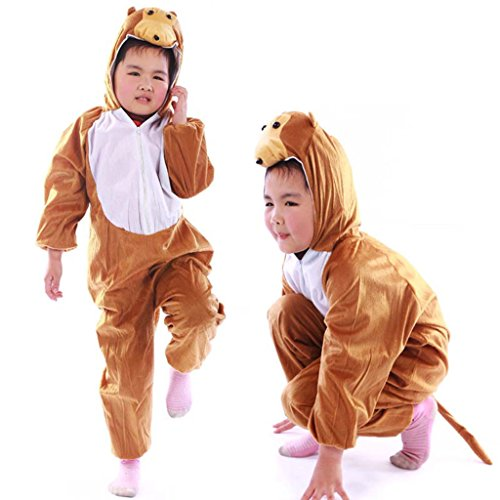 Lifemall Monkey Costume Halloween Romper