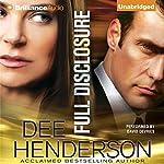 Full Disclosure | Dee Henderson