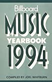 Music Yearbook 1994 (0793550394) by Whitburn, Joel