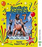 Spotlight Science Teacher Support Pack 7: Framework Edition