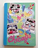 Disney Store Mickey & Minnie Mouse Postcard Set (12) ~ Chicago The Wonderfully Windy City