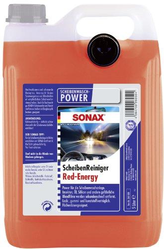 Sonax 02665000 ScheibenReiniger gebrauchsfertig Red Summer