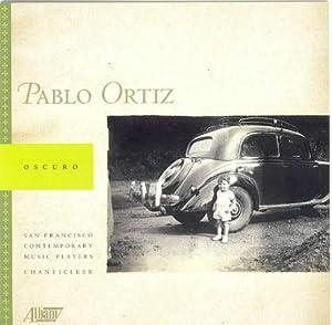 Pablo Ortiz, Chanticleer, San Francisco Contemporary Music