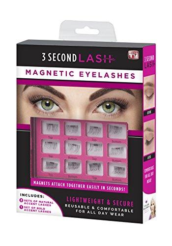 Allstar Innovations - 3 Second Lash Magnetic Eyelash Accents, As Seen on TV