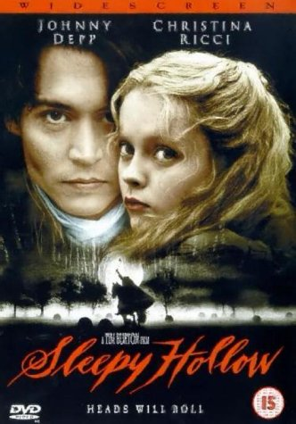 Sleepy Hollow [DVD] [2000]