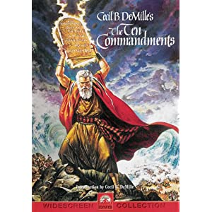 commandments 1956