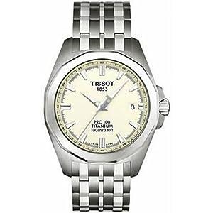 Tissot Men's T008.410.44.261.00 PRC 100 Titanium Men's Watch