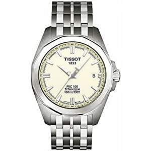 Tissot Men's T008.410.44.261.00 PRC 100 Titanium Men's Watch