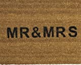 PERSONALISED Coir Door Mat (Doormat) Custom Made