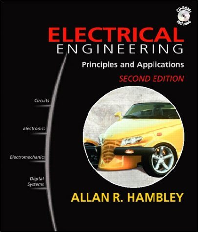 Electrical Engineering: Principles And Applications:2Nd (Second) Edition