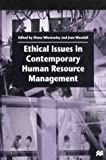 img - for Ethical Issues in Contemporary Human Resource Management book / textbook / text book