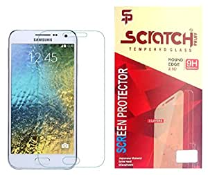 Scratch Pruff Tempered Glass For Samsung Galaxy S4