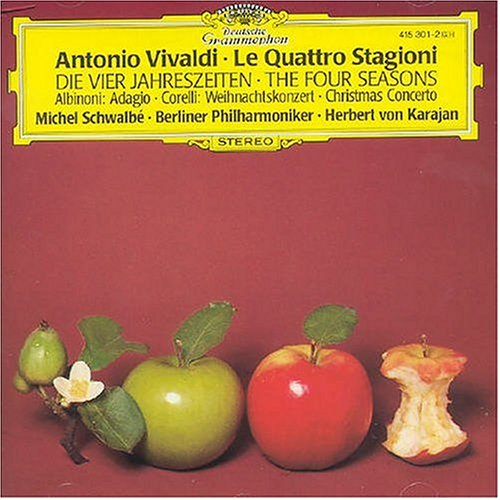 Vivaldi: The Four Seasons/Albinoni: Adagio in G/Corelli: Concerto Grosso in G