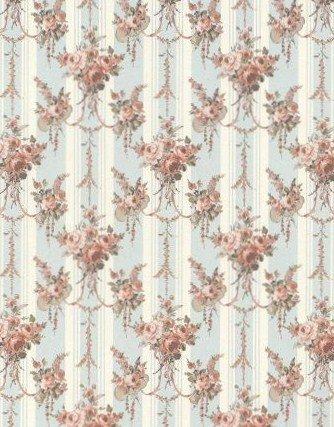 usranhucer dollhouse wallpaper
