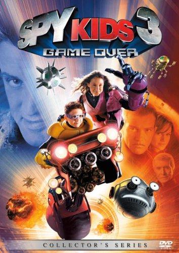 Spy Kids 3-D: Game Over [Reino Unido] [DVD]