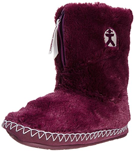 Bedroom Athletics Womens Pantofole Prugna Marilyn 2015 L Plum