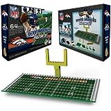 NFL Denver Broncos Endzone Toy Set