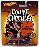 Hot Wheels Pop Culture General Mills - Count Chocula '59 Chevy Delivery
