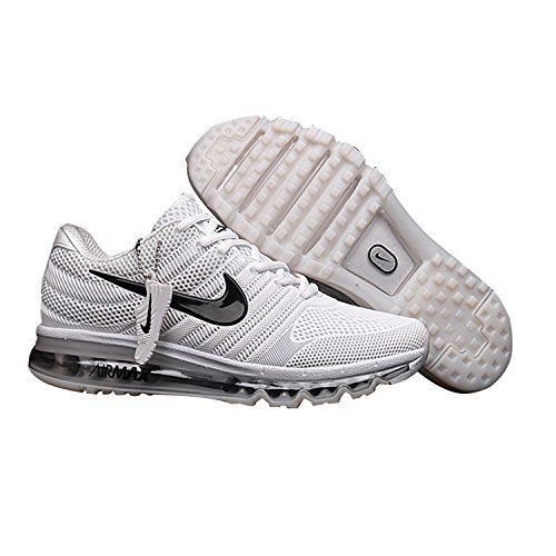 césped voz Guardia  Buy Nike s Men s Air Max 2017 Running Shoe New Collection on Amazon |  PaisaWapas.com