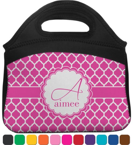 Moroccan Lunch Tote (Personalized) front-812522