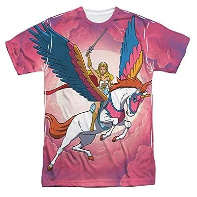 Sublimation: Sky Power She-Ra T-Shirt