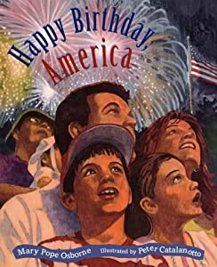 Cover of &quot;Happy Birthday, America&quot;