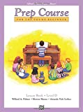 Alfred's Basic Piano Prep Course Lesson Book, Bk D: For the Young Beginner