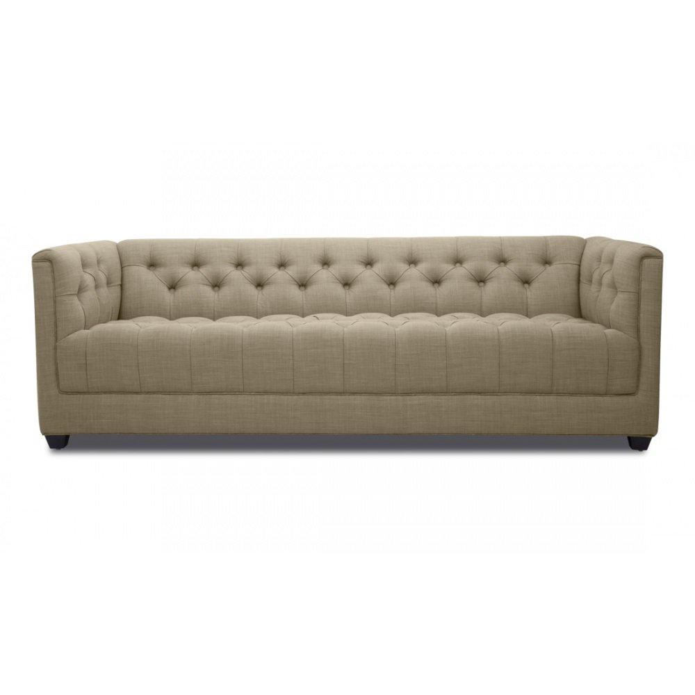 3-Sitzer Sofa Beige Designer Couch Sofa kaufen