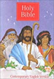 Your Young Christian's First Bible-CEV-Children's Illustrated