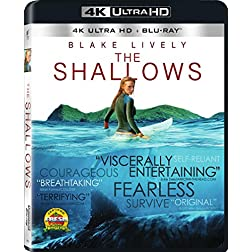 The Shallows [4K Ultra HD + Blu-ray]