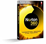 Norton 360 Premier 4.0 1 User (3 PC)
