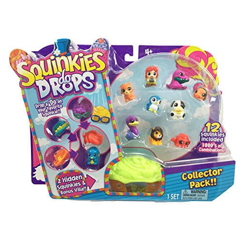 Squinkies 'do Drops Season 1 Toy Figure (12 Pack) Style 5