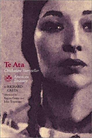 Te Ata: Chickasaw Storyteller, American Treasure front-497392