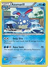 Pokemon - Azumarill (37/149) - BW - Boundaries Crossed