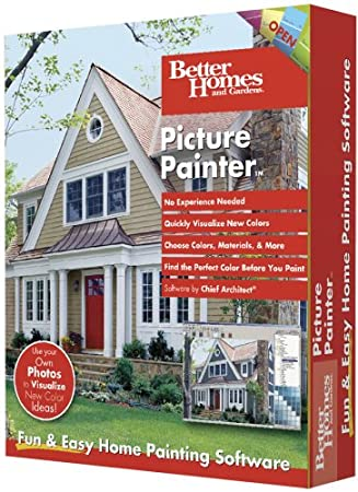 Better Homes and Gardens Picture Painter  [Old Version]