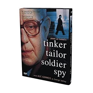 Amazon.com: TINKER TAILOR SOLDIER SPY: Nigel Stock, Milos Kirek ...