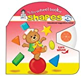My First Wheel Book of Shapes (Wheel & Flaps)